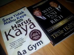 Aa Gym vs Trump Kiyosaki